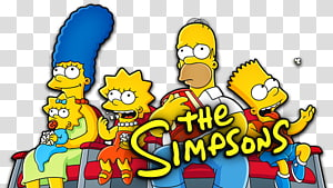 Homer Simpson Marge Simpson Bart Simpson Lisa Simpson Simpson family, Bart Simpson PNG clipart
