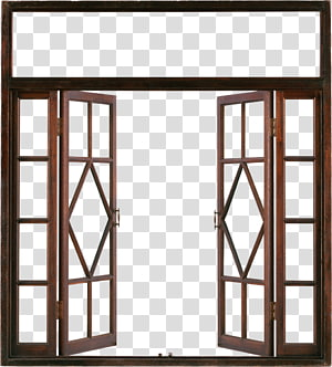Window Door Wood Architecture, door PNG clipart