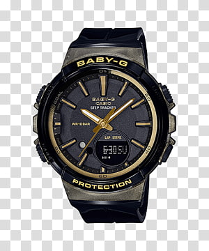 G-Shock Casio Watch Chronograph Water Resistant mark, watch PNG