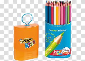 Colored pencil Ballpoint pen Pens, pencil PNG clipart