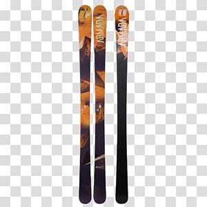 Alpine skiing Armada Ski Poles, skiing PNG clipart