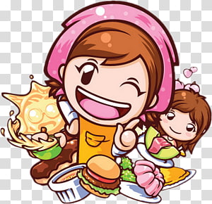 Cooking Mama 3: Shop & Chop Cooking Mama 5: Bon Appétit! Gardening Mama Cooking Mama 2: Dinner with Friends, nintendo PNG clipart