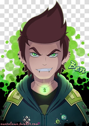 Ben 10 YouTube ASSASSIN, DETECTIVE AND VICTIM Drawing Manga, Bad boy PNG
