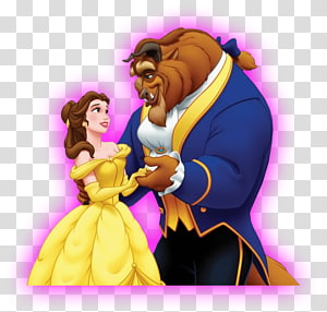 Belle Beauty and the Beast The Walt Disney Company Disney Princess, beauty and the beast PNG