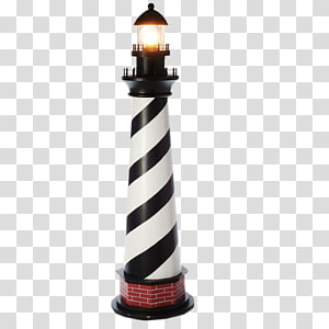 Abziehtattoo Lighthouse Māori people Decalcomania, lighthouse silhouette PNG clipart