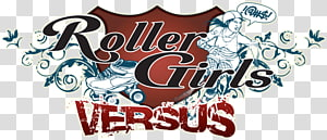 Logo Throw Pillows Brand Font, Roller Derby PNG