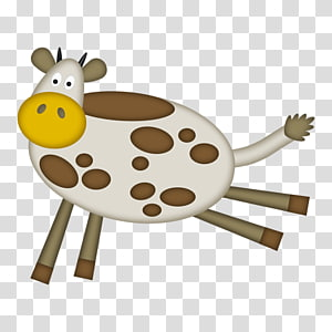 Cattle Milk Icon, A cow PNG