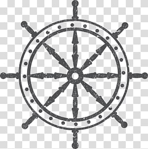 Ship\'s wheel Helmsman Boat, Ship PNG clipart