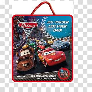 Cars 2 Lightning McQueen Mater, car PNG clipart