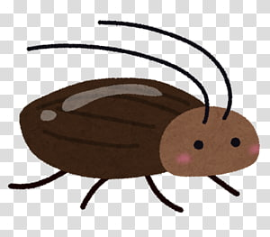 Smokybrown cockroach Insecticide Termite, cockroach PNG clipart