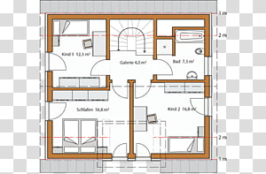 Floor plan Wall dormer Gable roof Bay window House, house PNG