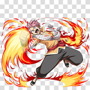 Natsu Dragneel Gray Fullbuster Erza Scarlet Fairy Tail Cana Alberona, fairy tail PNG