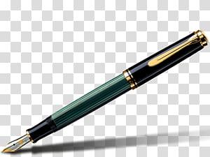Fountain pen Pelikan Rollerball pen Nib, pen PNG clipart