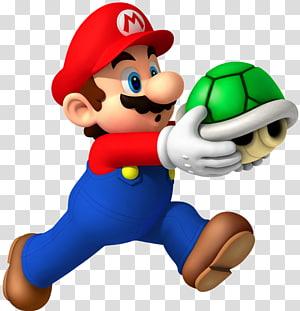 New Super Mario Bros. Wii Super Mario World, Mario PNG