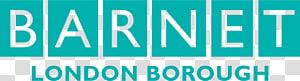 Barnet London Borough text, London Borough Of Barnet PNG