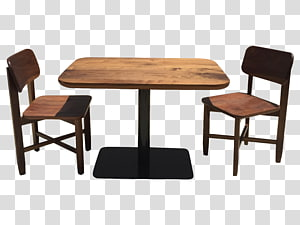Table Cafe Chair Furniture Dining room, cafe PNG