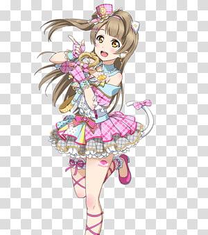 Love Live! School Idol Festival Cosplay Kotori Minami Costume Clothing, cosplay PNG