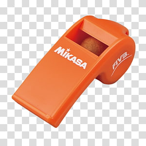Mikasa Sports Volleyball Referee Whistle, volleyball PNG