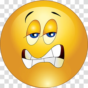 Smiley Emoticon Annoyance , Emoticons PNG clipart