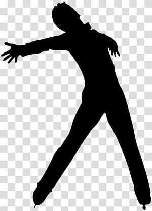 Modern dance Shoe Human behavior Silhouette , Silhouette PNG clipart