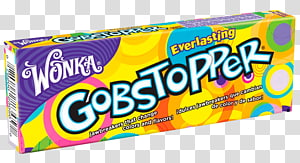 The Willy Wonka Candy Company Everlasting Gobstopper, candy PNG