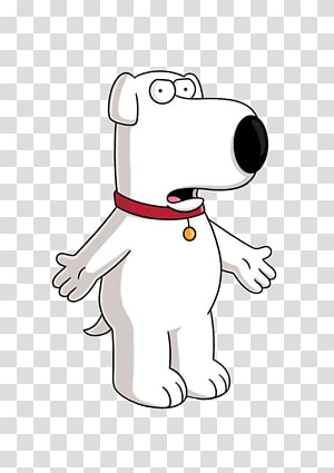 Brian Griffin Peter Griffin Stewie Griffin Glenn Quagmire Griffin family, Brian Robbins PNG clipart