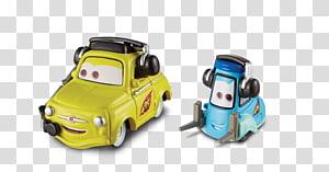 Lightning McQueen Luigi Guido Dinoco Toy, luigi PNG clipart
