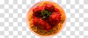 Spaghetti alla puttanesca Meatball Pasta al pomodoro Pizza, pizza PNG clipart