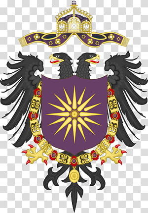 Austrian Empire Spain Coat of arms of Charles V, Holy Roman Emperor, others PNG
