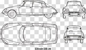 Citroën DS Car Citroën SM DS 4, citroen PNG
