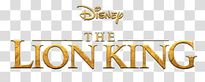 Logo The Lion King Brand Font, lion PNG