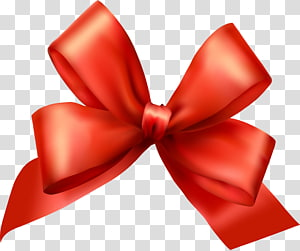 Red Ribbon Bow tie, Beautiful red bow tie PNG
