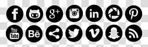 Social media Computer Icons, social media PNG