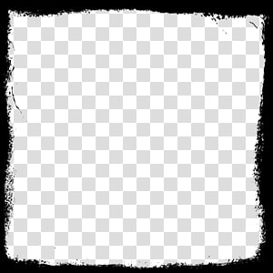 black board , Black and white Square Pattern, Square Frame PNG clipart