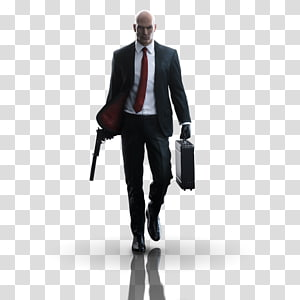 Hitman 2: Silent Assassin Agent 47 PlayStation 4 Video game, Hitman PNG clipart