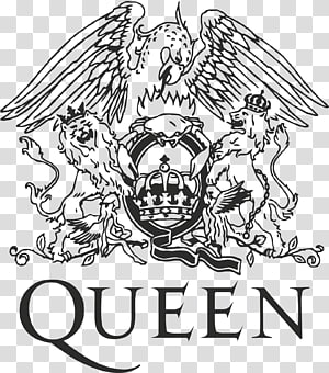 Queen logo, Queen Rocks Musical ensemble Logo, queen PNG clipart