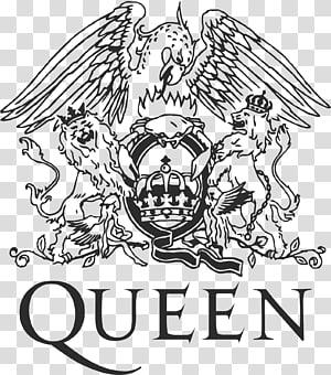 Queen logo, Queen Rocks Musical ensemble Logo, queen PNG