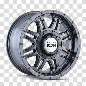 Car Alloy wheel Rim Gunmetal, wheel rim PNG