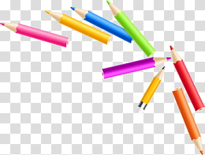 Office Supplies Pencil Writing implement, pencils PNG clipart