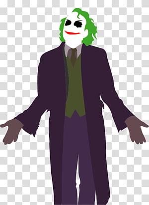 Joker Two-Face Harley Quinn Batman, joker PNG clipart