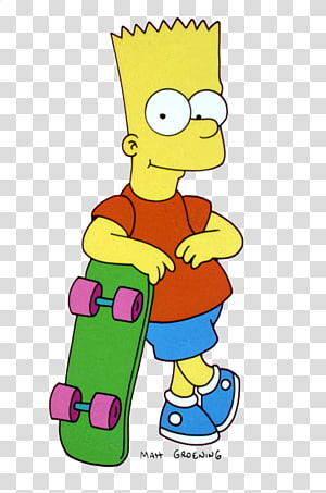 Bart Simpson Homer Simpson Marge Simpson Lisa Simpson The Simpsons: Tapped Out, Bart Simpson PNG clipart