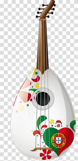 Portugal Ukulele Guitar , folk guitar PNG