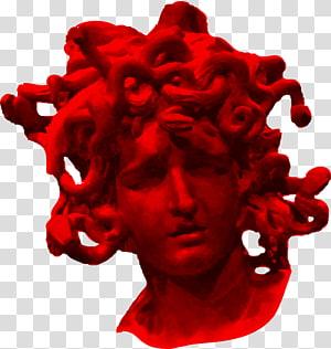 Medusa The Gorgon Greek mythology Perseus, tags theme PNG