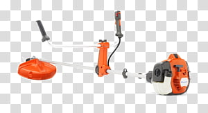 Brushcutter String trimmer Two-stroke engine Husqvarna Group Gasoline, others PNG clipart
