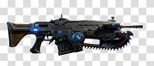 Gears of War 4 Gears of War 3 Gears 5 Firearm Weapon, weapon PNG