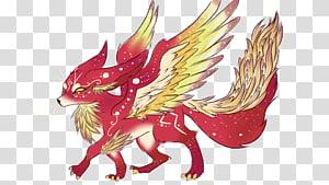 Art Fennec fox Legendary creature, fennec fox PNG