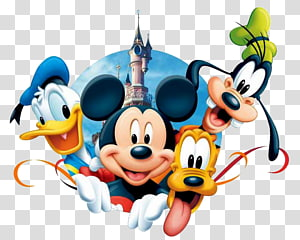 Mickey Mouse Pluto Minnie Mouse Donald Duck Goofy, disney pluto, Mickey Mouse Clubhouse PNG