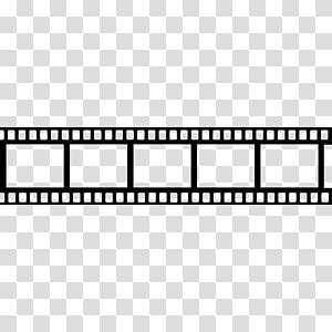 black film , Film frame Reel , filmstrip PNG