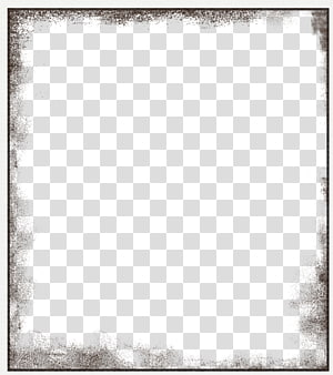 creative black frame PNG clipart