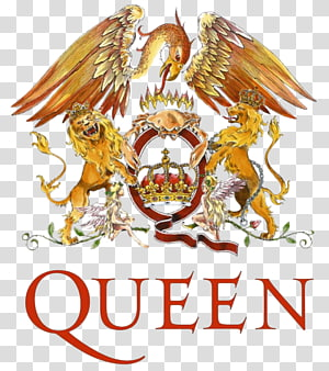 Queen Rock music A Night at the Opera Logo, queen PNG
